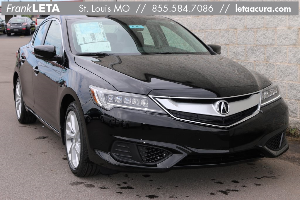 new 2017 acura ilx with premium package 4d sedan in st louis 70107 frank leta acura. Black Bedroom Furniture Sets. Home Design Ideas