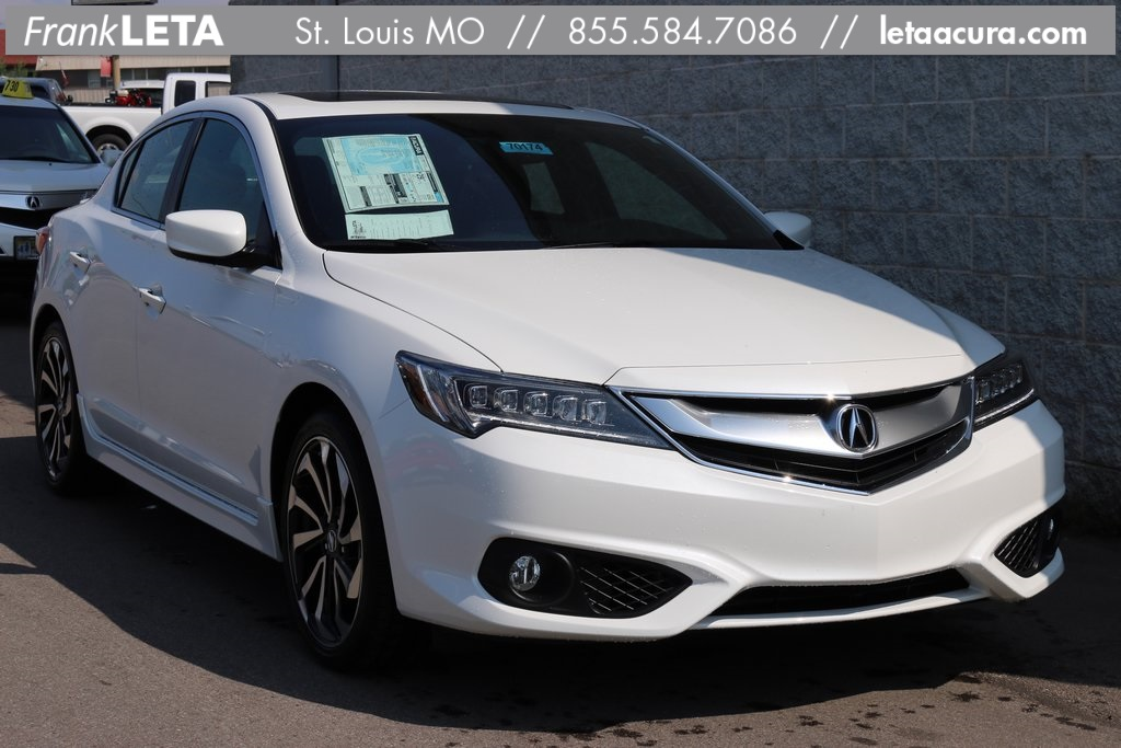 new 2017 acura ilx with premium and a spec package 4d sedan in st louis 70174 frank leta acura. Black Bedroom Furniture Sets. Home Design Ideas